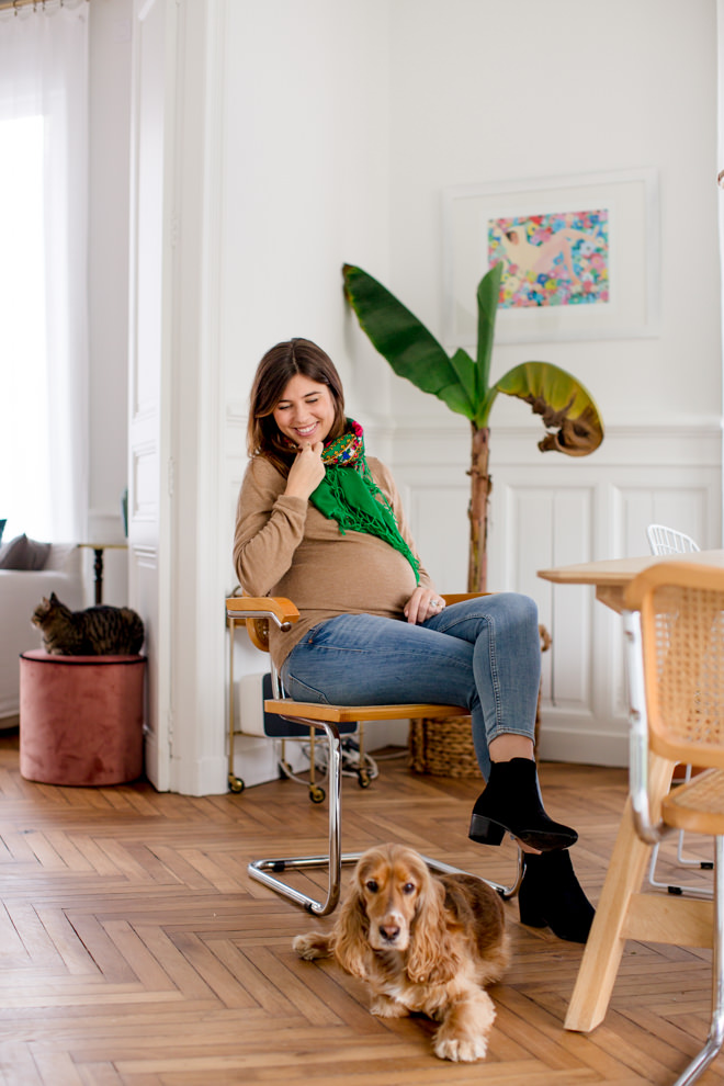 photographe grossesse nantes shooting anna fiorentino maternite 44 loire atlantique enceinte