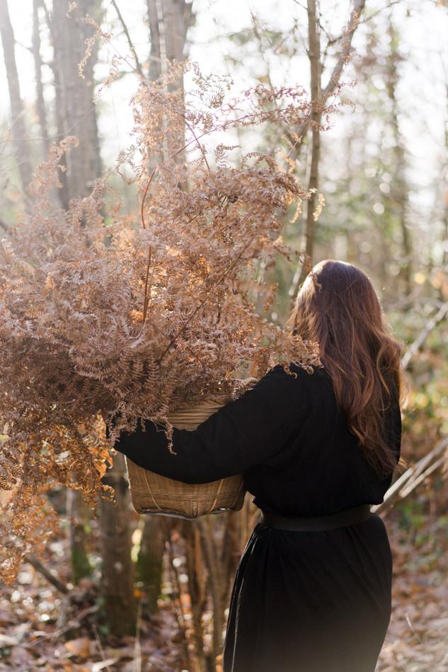 photographe nantes portrait fleuriste decoratrice florale angers rennes baule